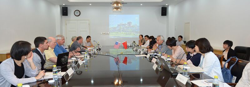 Delegation of American Foreign Policy Council visited NISCSS