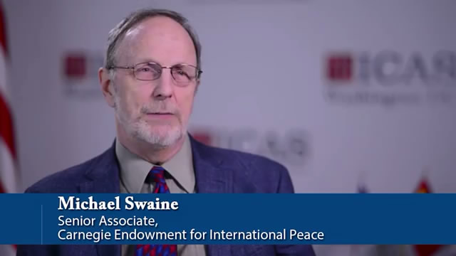 ICAS Interview with Michael Swaine