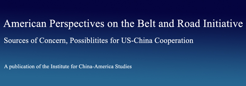 American Perspectives on the Belt and Road  Initiative