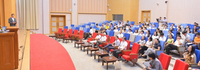 NISCSS held lecture on environmental protection