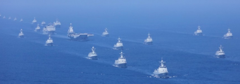 China is going to hold live-fire navy drills in the Taiwan Strait in show of support for Russia over Syria