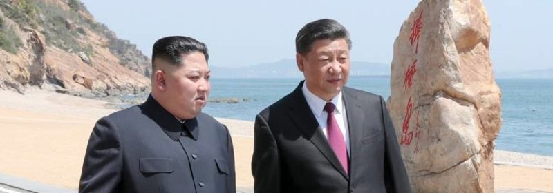 Kim Jong Un holds second meeting with Xi Jinping in China