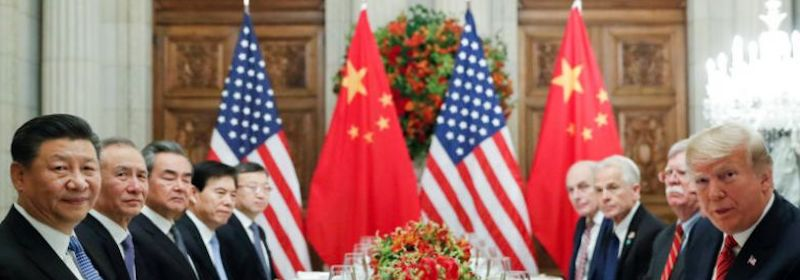 Xi Jinping and Donald Trump agree to trade truce, no additional tariffs