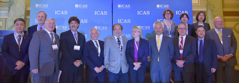 ICAS Annual Conference held in Washington DC