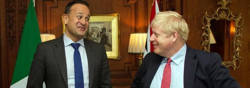 Ireland PM Leo Varadkar says Brexit deal 'still possible'