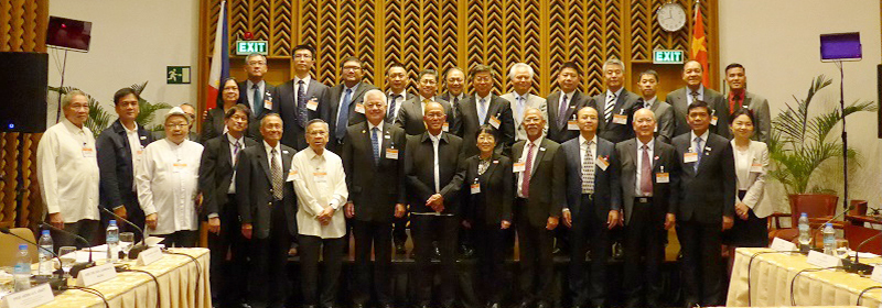 Wu Shicun attended the Round Table Dialogue on Philippines-China Relations