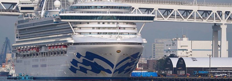 Coronavirus quarantine ends for most on cruise ship in Japan as global deaths top 2,000
