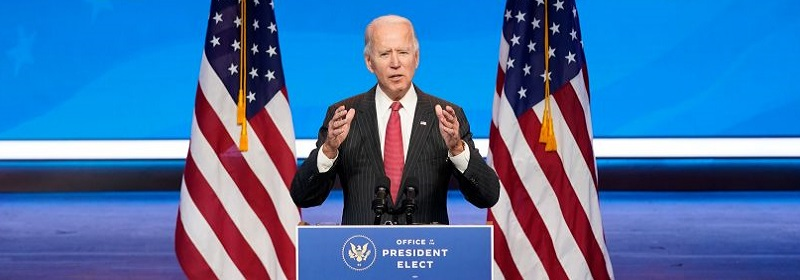 Biden announces first cabinet posts of administration